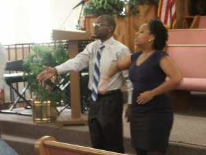 NPBC Deaf Worship Service Apr 2013