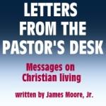 Pastor's Desk